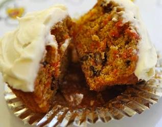 Best moist carrot cake cupcakes recipe